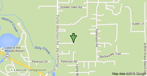 Google Map Of Arizona.Luxtiny Tiny Home Community Of Lakeside Arizona Google Map
