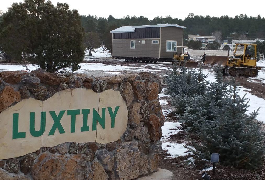 LuxTiny - Luxury Tiny Home Living - Lakeside, Arizona.